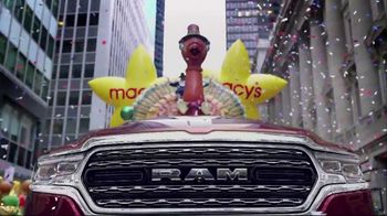 Ram Trucks Black Friday Sales Event TV Spot, 'Hard Work' [T2]