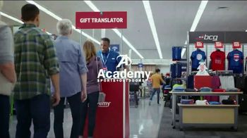 Academy Sports + Outdoors Black Friday Doorbusters TV Spot, 'Fishing Shirt and Jeans' - Thumbnail 1