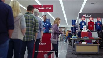 Academy Sports + Outdoors Black Friday Doorbusters TV Spot, 'Fishing Shirt and Jeans' - Thumbnail 3