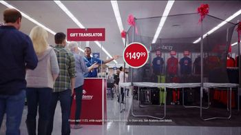 Academy Sports + Outdoors Black Friday Doorbusters TV Spot, 'Fishing Shirt and Jeans' - Thumbnail 5