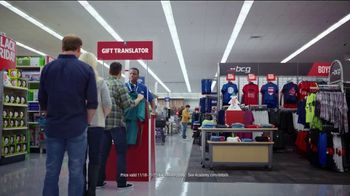 Academy Sports + Outdoors Black Friday Doorbusters TV Spot, 'Fishing Shirt and Jeans' - Thumbnail 7