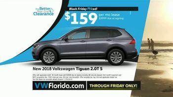 Volkswagen Better Year-End Clearance TV Spot, '2018 Black Friday: Tiguan' [T2] - Thumbnail 7