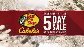 Bass Pro Shops 5 Day Sale TV Spot, 'Jerseys, Fishing Combos & Meat Processing' - Thumbnail 9