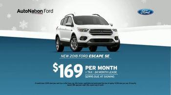 AutoNation Year End Event TV Spot, 'Ford Escape' - Thumbnail 5