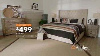 Ashley HomeStore Black Friday Sale TV Spot, 'Going on Now: Queen Beds and Sofas' Song by Midnight Riot - Thumbnail 5