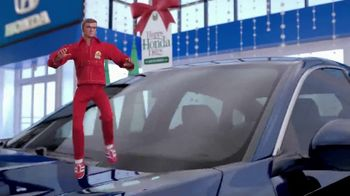 Happy Honda Days TV Spot, '2018 Holidays: Six Million Dollar Man' [T2] - Thumbnail 7