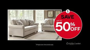 Ashley HomeStore Outlet Black Friday Sale TV Spot, 'Six Incredible Offers' - Thumbnail 2