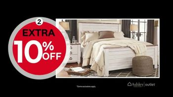 Ashley HomeStore Outlet Black Friday Sale TV Spot, 'Six Incredible Offers' - Thumbnail 3
