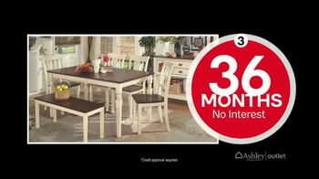 Ashley HomeStore Outlet Black Friday Sale TV Spot, 'Six Incredible Offers' - Thumbnail 4