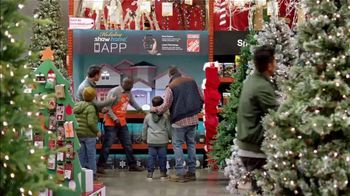 The Home Depot Black Friday Savings TV Spot, 'Magical Touches: Artificial Trees' - Thumbnail 2