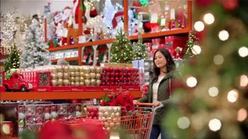 The Home Depot Black Friday Savings TV Spot, 'Magical Touches: Artificial Trees' - Thumbnail 4