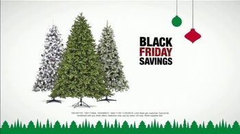 The Home Depot Black Friday Savings TV Spot, 'Magical Touches: Artificial Trees' - Thumbnail 9