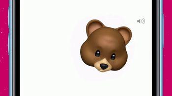 2018 Holidays: iPhone XR: Bear Head thumbnail