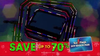 Six Flags Cyber Sale TV Spot, 'Holiday in the Park' - Thumbnail 6
