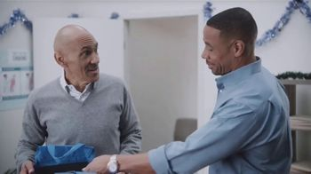 Walmart Grocery App TV Spot, 'Holiday Game Plan' Featuring Tony Dungy, Rodney Harrison - Thumbnail 3