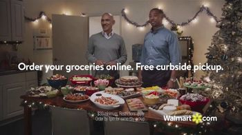 Walmart Grocery App TV Spot, 'Holiday Game Plan' Featuring Tony Dungy, Rodney Harrison - Thumbnail 8