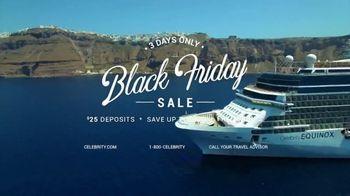 Celebrity Cruises Black Friday Sale TV Spot, 'Open Your World' - Thumbnail 8