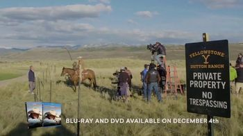 Yellowstone: Season One Home Entertainment TV Spot