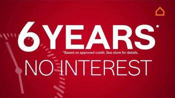 Ashley HomeStore Black Friday Event TV Spot, 'No Interest Financing' - Thumbnail 6