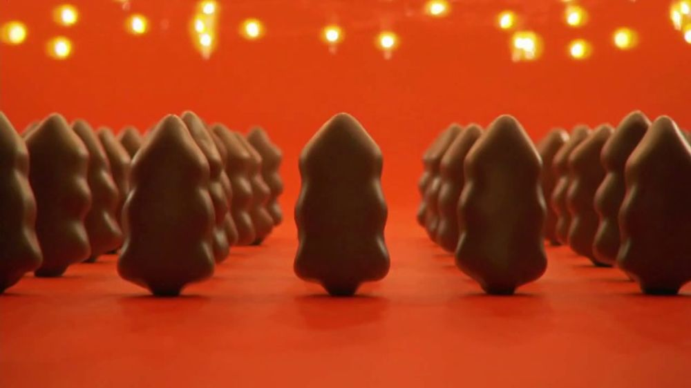 Reeses Christmas Tree Commercial 2020 Reese's TV Commercial, 'Only Need Two Things'   iSpot.tv