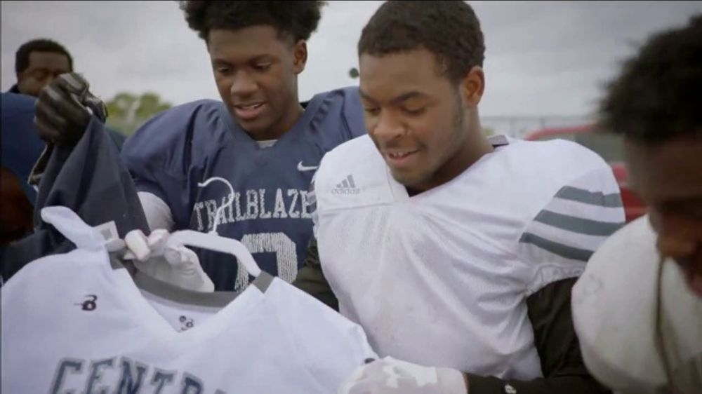 Nfl Tv Commercial Football Families Central High School