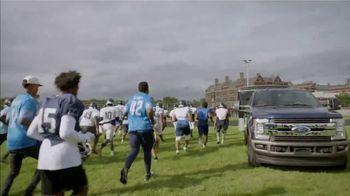 NFL TV Spot, 'Football Families: Central High School' Featuring Matthew Stafford - Thumbnail 8