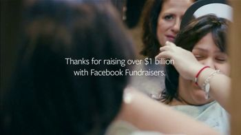 Facebook Fundraisers TV Spot, 'Make an Impact' - Thumbnail 10