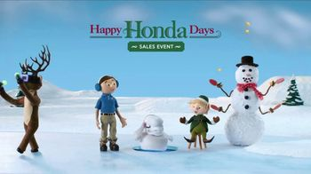 Happy Honda Days TV Spot, 'Time for Happy Honda Days' [T2] - Thumbnail 10