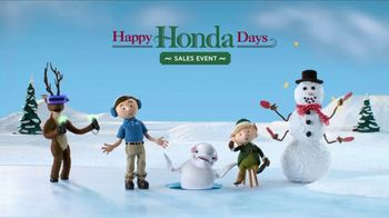 Happy Honda Days TV Spot, 'Time for Happy Honda Days' [T2] - Thumbnail 9