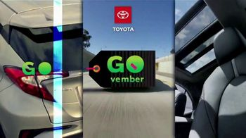 Toyota Govember Sales Event TV Spot, 'Places to Be: 2019 Corolla' [T2] - Thumbnail 6