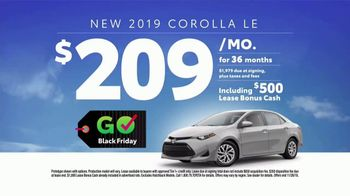 Toyota Govember Sales Event TV Spot, 'Places to Be: 2019 Corolla' [T2] - Thumbnail 8