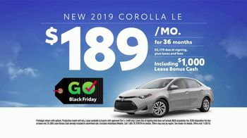 Toyota Govember Sales Event TV Spot, 'Places to Be: 2019 Corolla' [T2] - Thumbnail 9