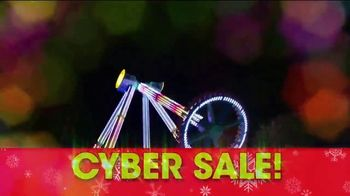 Six Flags Cyber Sale TV Spot, 'Holiday in the Park: 65 Percent Off' - Thumbnail 5