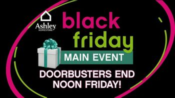 Ashley HomeStore Black Friday Main Event TV Spot, 'Fanatics Card' - Thumbnail 8