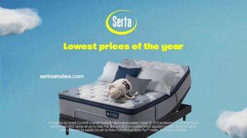 Serta TV Spot, 'Orthopedic Comfortable: $900' - Thumbnail 6