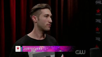 Macy's TV Spot, 'The CW: iHeartRadio Star Moments' Featuring James Maslow, Ryan Seacrest - Thumbnail 6