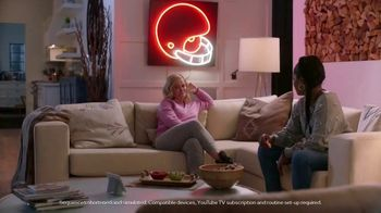 Google Home Hub TV Spot, 'Friendsgiving Rules' Featuring Amy Poehler, Tiffany Haddish - 2 commercial airings