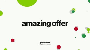 Fios by Verizon Black Friday Weekend TV Spot, 'Amazing Offer' - Thumbnail 2