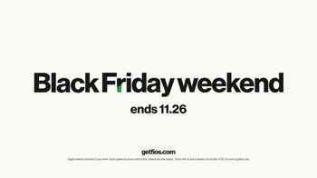 Fios by Verizon Black Friday Weekend TV Spot, 'Amazing Offer' - Thumbnail 3