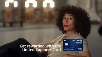United MileagePlus Explorer Card TV Spot, \'Rewarded\' Featuring Tracee Ellis Ross