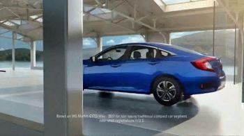2018 Honda Civic TV Spot, 'Discover All the Reasons' [T2] - Thumbnail 5