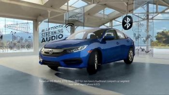 2018 Honda Civic TV Spot, 'Discover All the Reasons' [T2] - Thumbnail 7