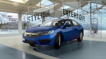 2018 Honda Civic TV Spot, 'Discover All the Reasons' [T2] - 487 commercial airings