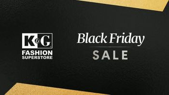 K&G Fashion Superstore Black Friday Sale TV Spot, 'This Season's Must Haves' - Thumbnail 2