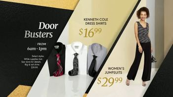 K&G Fashion Superstore Black Friday Sale TV Spot, 'This Season's Must Haves' - Thumbnail 6