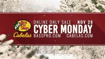 Bass Pro Shops Cyber Monday Sale TV Spot, 'Flannel Shirts and Binoculars' - Thumbnail 6