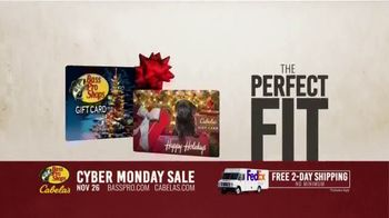 Bass Pro Shops Cyber Monday Sale TV Spot, 'Flannel Shirts and Binoculars' - Thumbnail 9