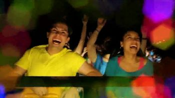 Six Flags Cyber Sale TV Spot, 'Holiday in the Park: Gold Upgrade' - Thumbnail 4