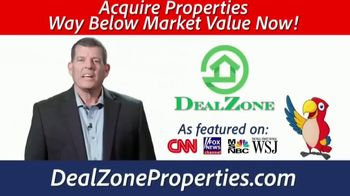 Deal Zone Properties TV Spot, 'Cracked the Code' - Thumbnail 1