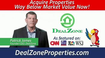 Deal Zone Properties TV Spot, 'Cracked the Code'
